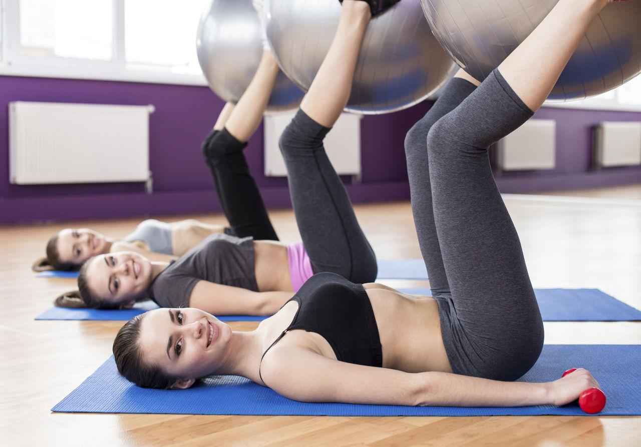 Stability Ball Exercises for Women