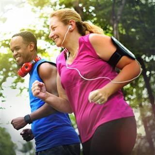 Exercise Cardio Fitness Concept