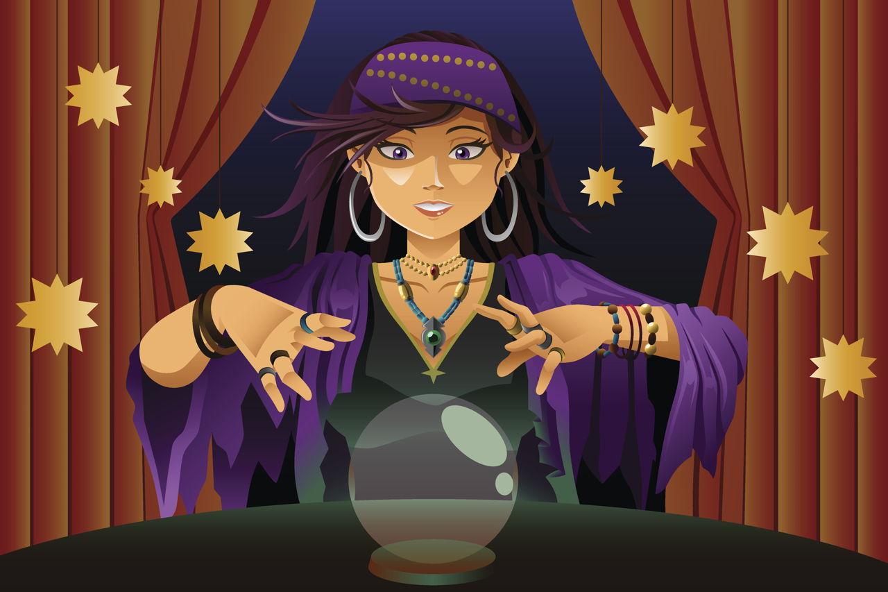Free Online Crystal Ball Fortune Teller