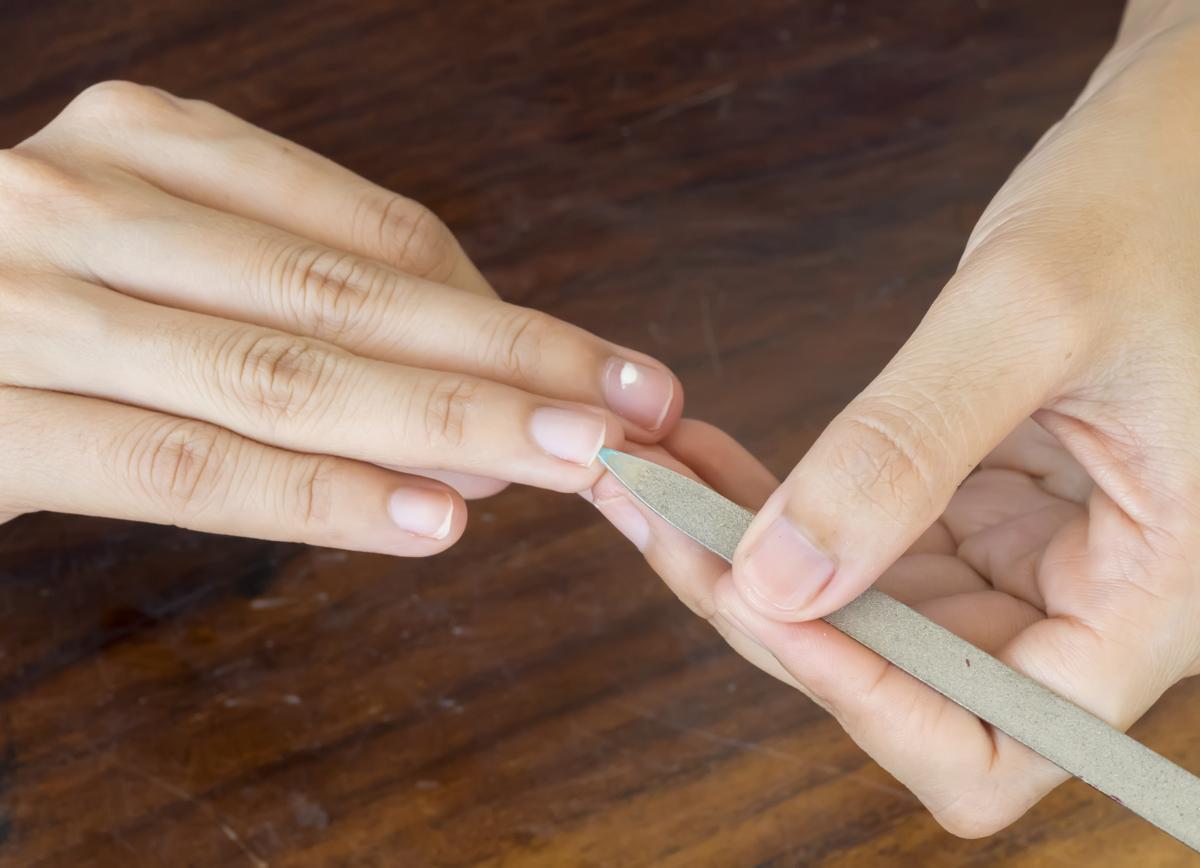 Fingernail Pain