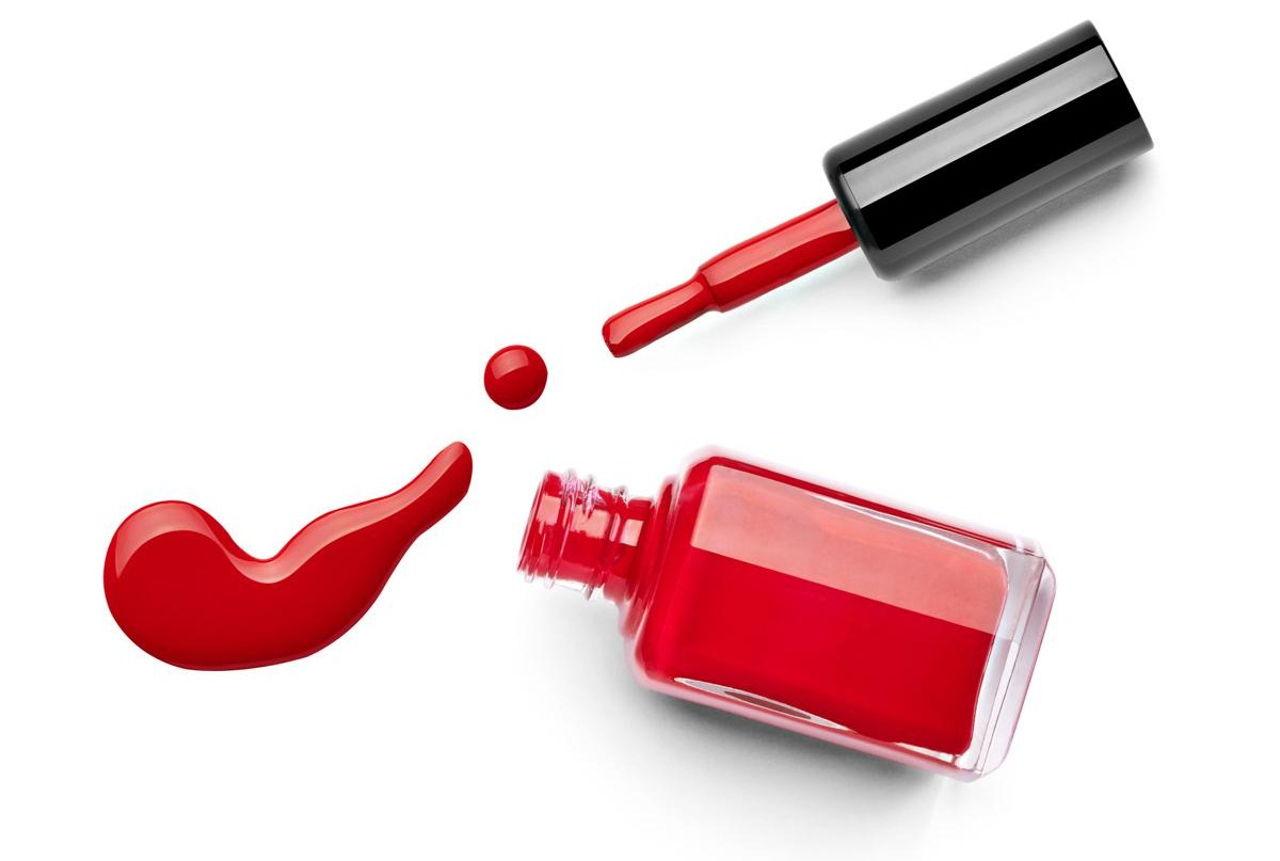 how to thin clear nail polish