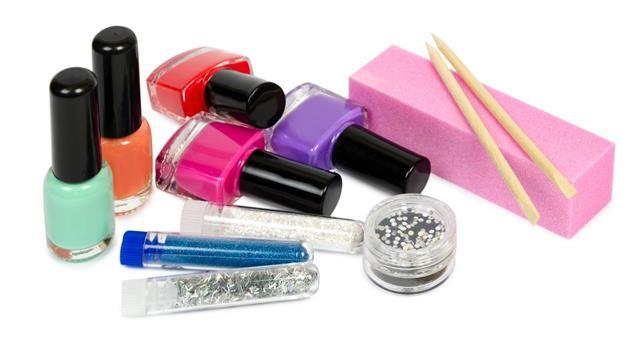 Set for manicure