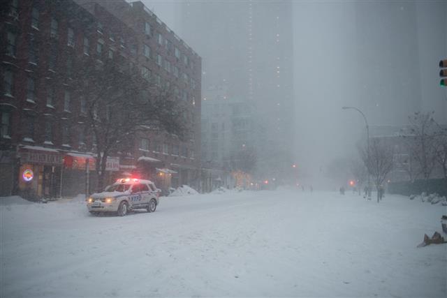 The Biggest Snowstorm Blizzard