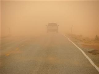 Sandstorm Driving