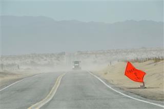 Sandstorm Road