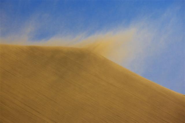 Sandstorm On Dune