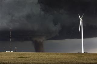 Spectacular Tornado