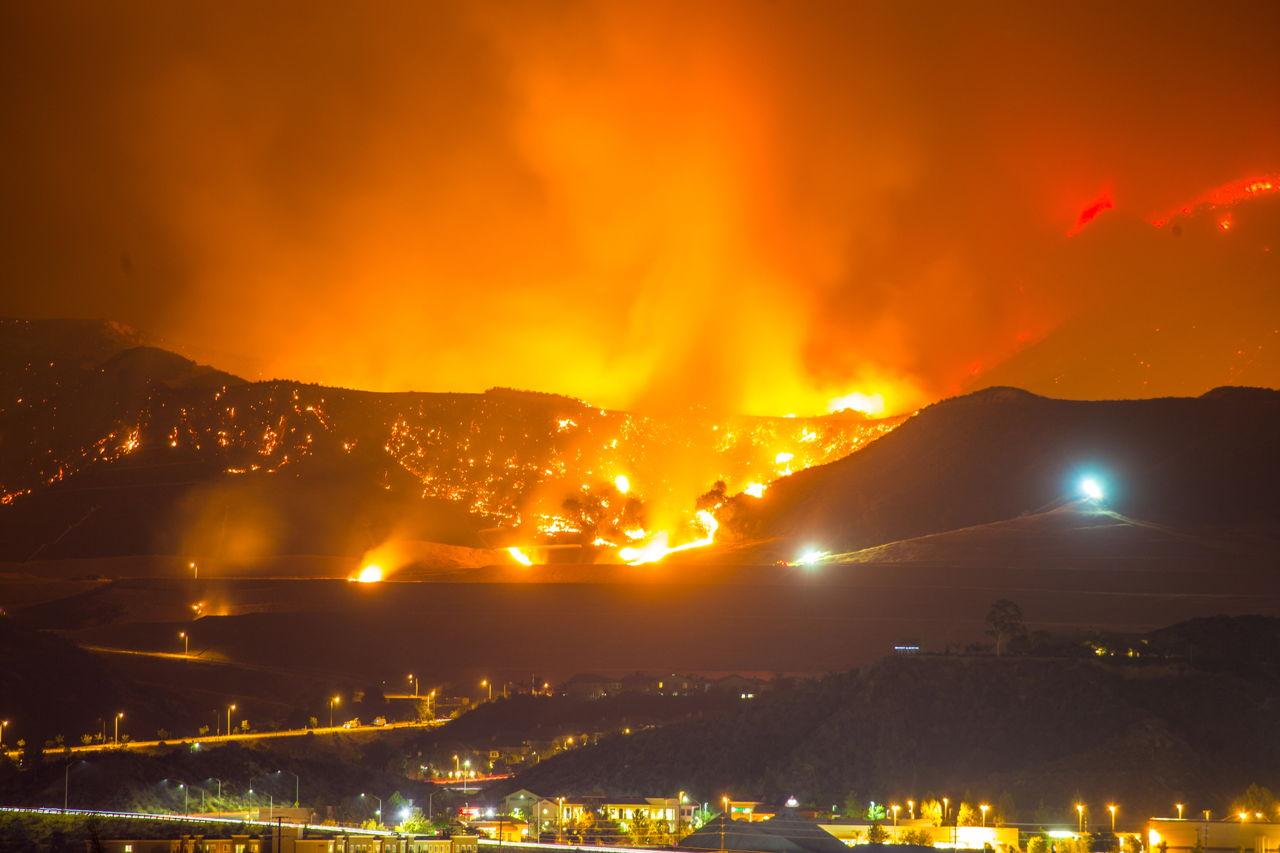 Natural Disasters San Diego