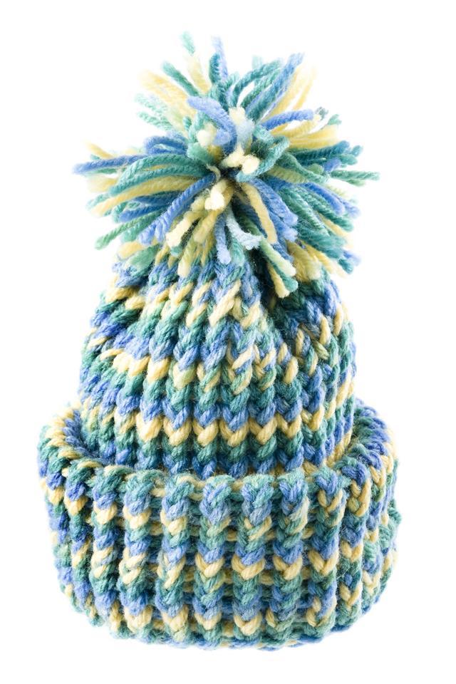 Homemade Crochet Hat