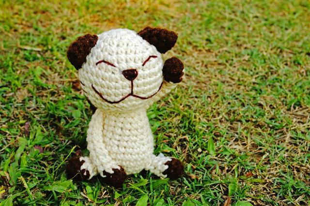 Crochet Cat Doll