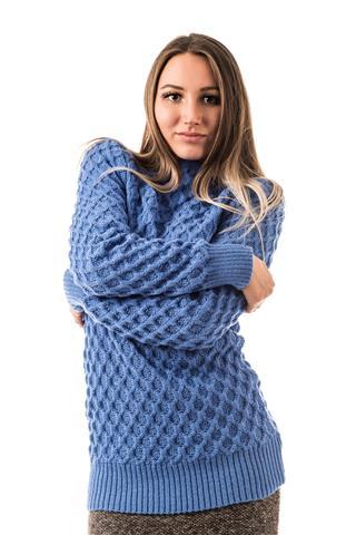 Womens Dark Pullover