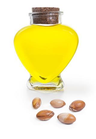 Bottle With Argan Oil