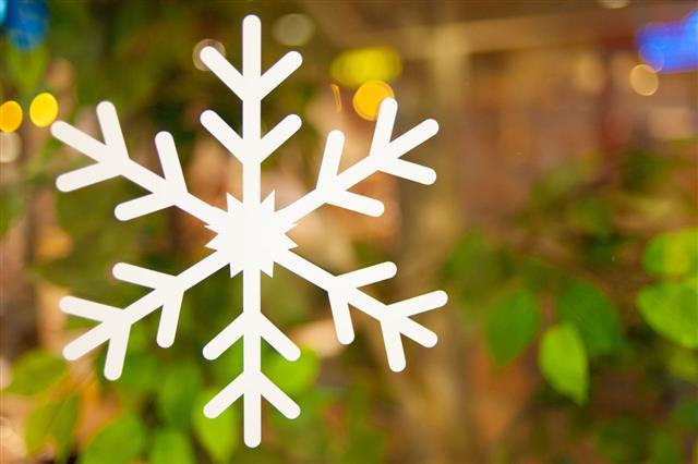Sticker Snowflake