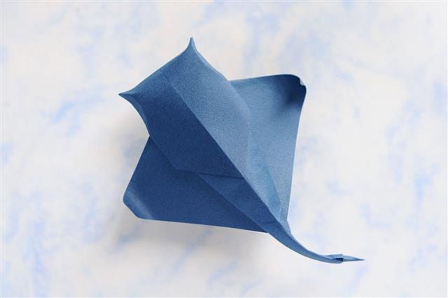 Origami Manta Ray