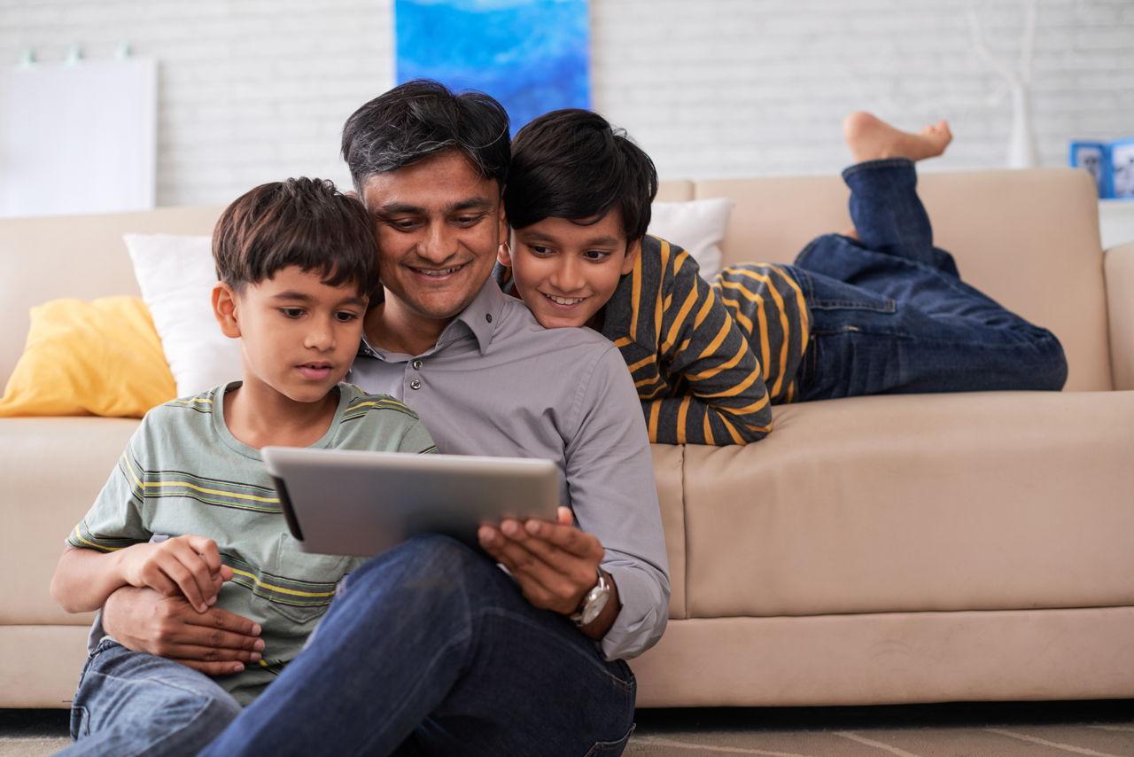Parent chat rooms