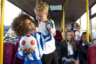 School Bus Bully