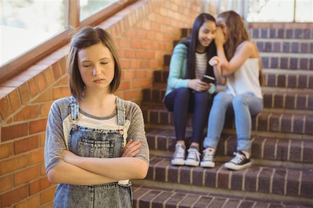 Friends Bullying