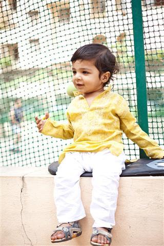 Baby Child Full Length Portrait