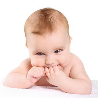 Baby Teething