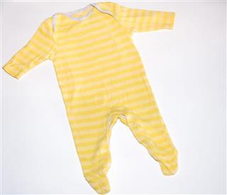 Cotton Baby Sleeper Dress