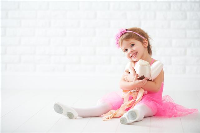 Little Child Girl