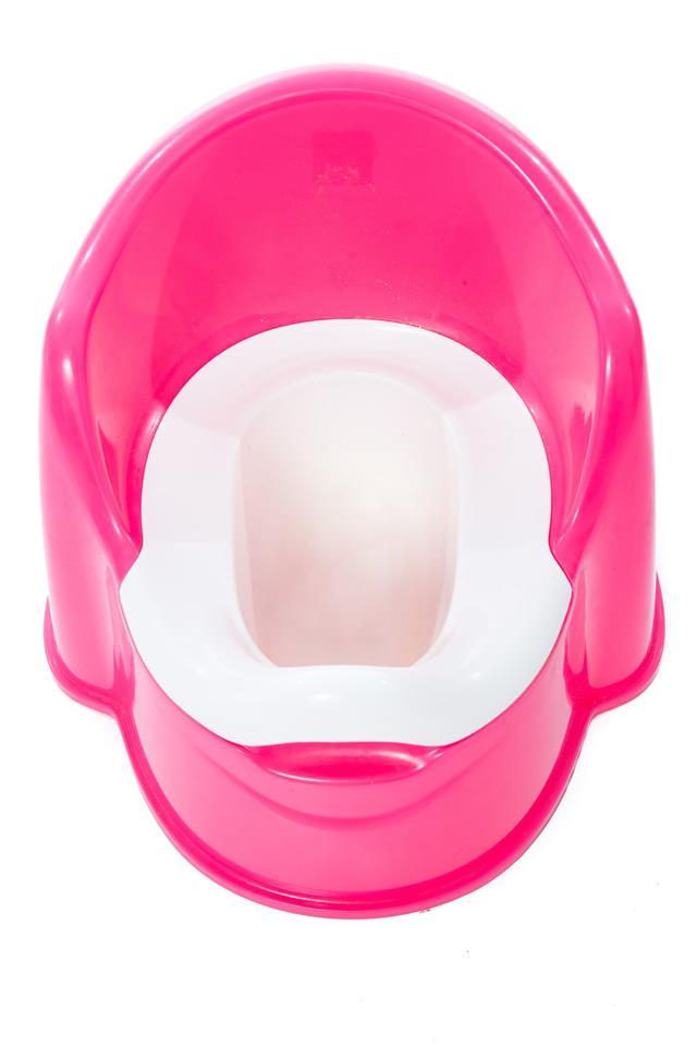 Pink Children Potty