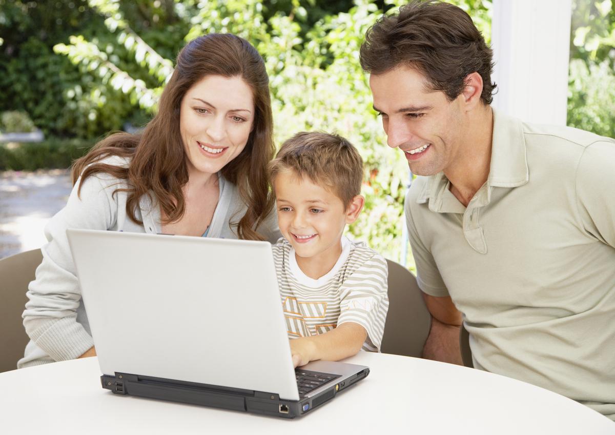 Parents chat room