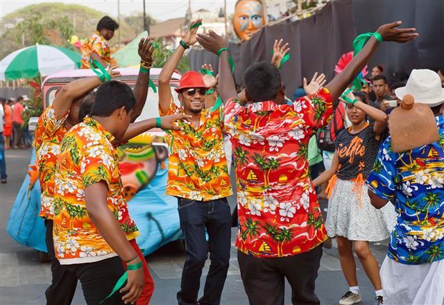 Traditional Goa Carnival