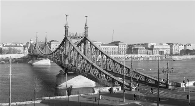Budapest The Chain Bridge