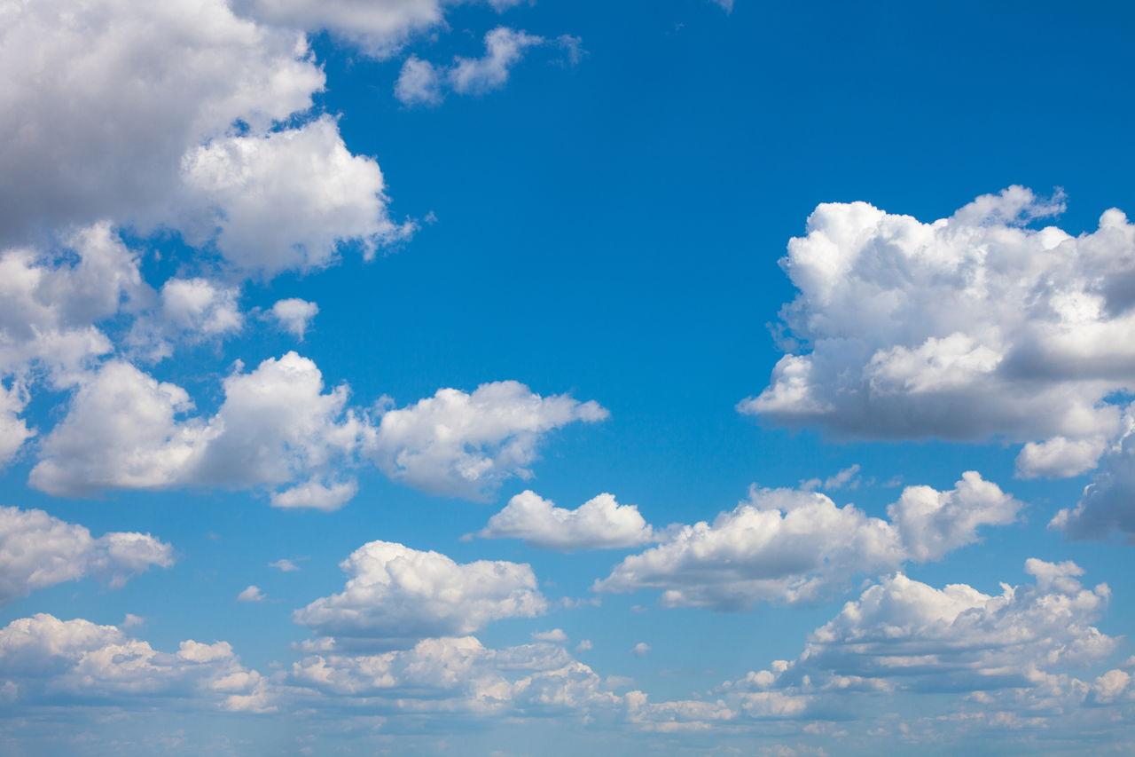 cumulus clouds information
