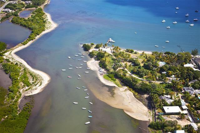 Mauritius Sky View
