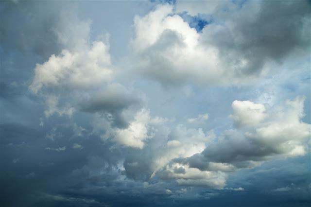 Beautiful Overcast Sky