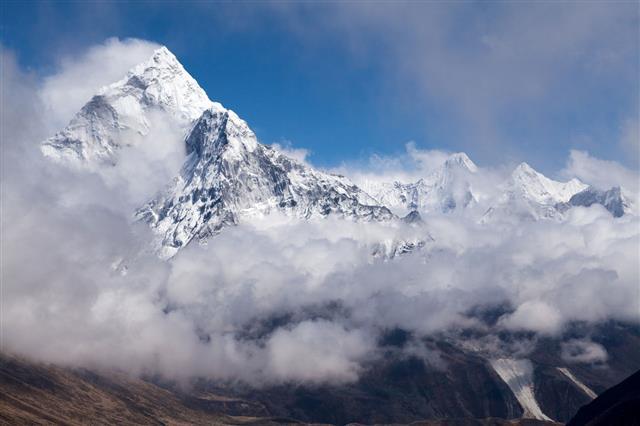 Mt Ama Dabla Solu Khumbu Nepal