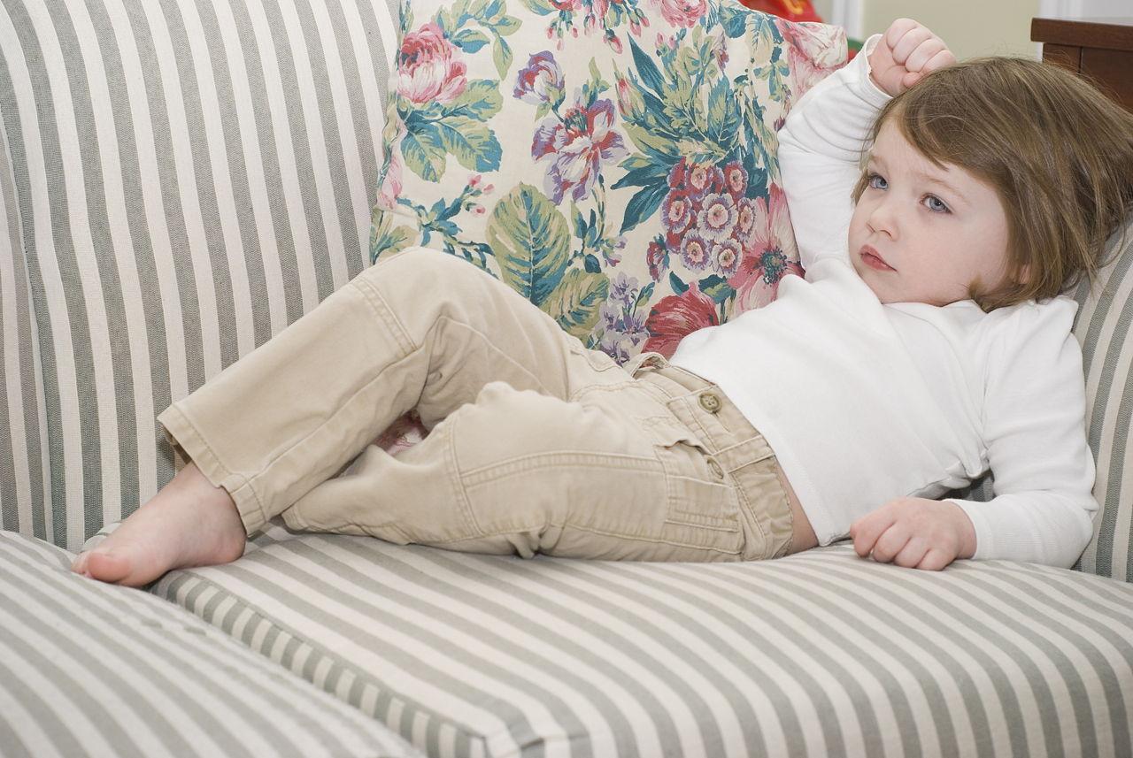 Stomach Ache in Children