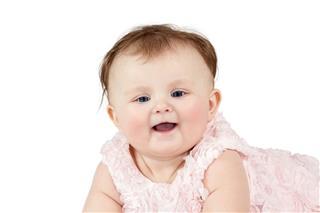 Portrait Of A Little Baby