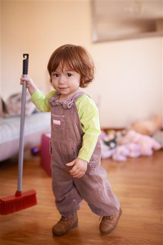 Child Housework