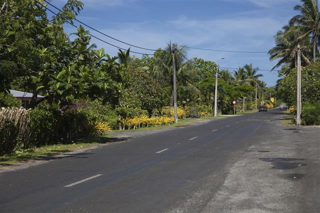 Ara Tapu On Cook Islands