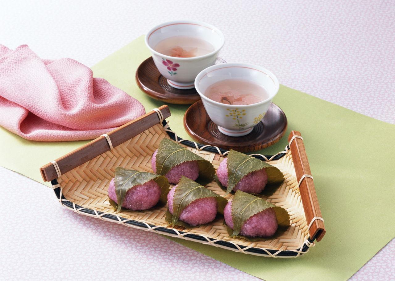 Easy-to-make Japanese Desserts