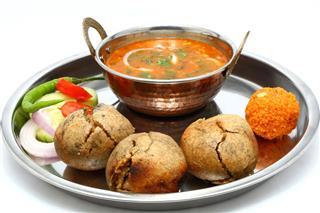 Indian Rajasthani Food