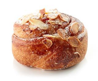 Freshly Baked Almond Roll