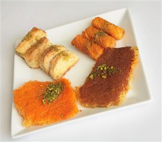 Ramadan Pastries