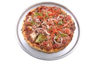 Pan Supreme Pizza