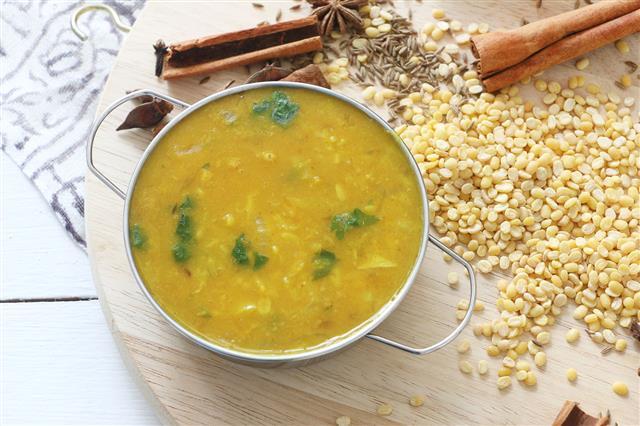 Nepali Dhal Lentil Soup