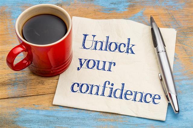 Unlock your confidence
