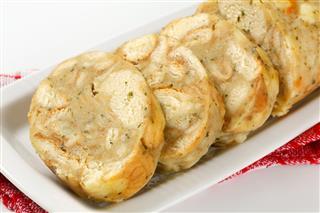 Carlsbad Style Bread Dumplings
