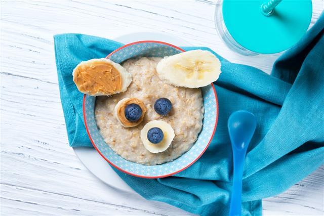 Funny Oat Porridge