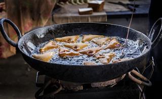Pakora Deep Fry