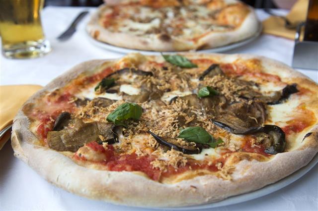 Pizza Sicilian