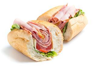Italian Submarine Sandwich