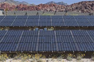 Red Desert Solar